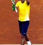 nadal celebrates 500th win (over dodig)