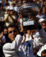 Tennis - Ivan Lendl